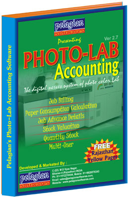 Photo Lab Accounting