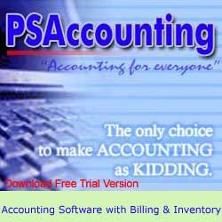 Accounting with Inventory Control and billing, it makes ACCOUNTING as KIDDING