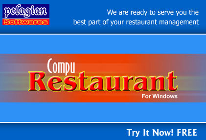 Windows Base Restaurant Billing Software Launched, Click here to get detail and Trial