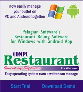 Downlooad Restaurant Billing Software